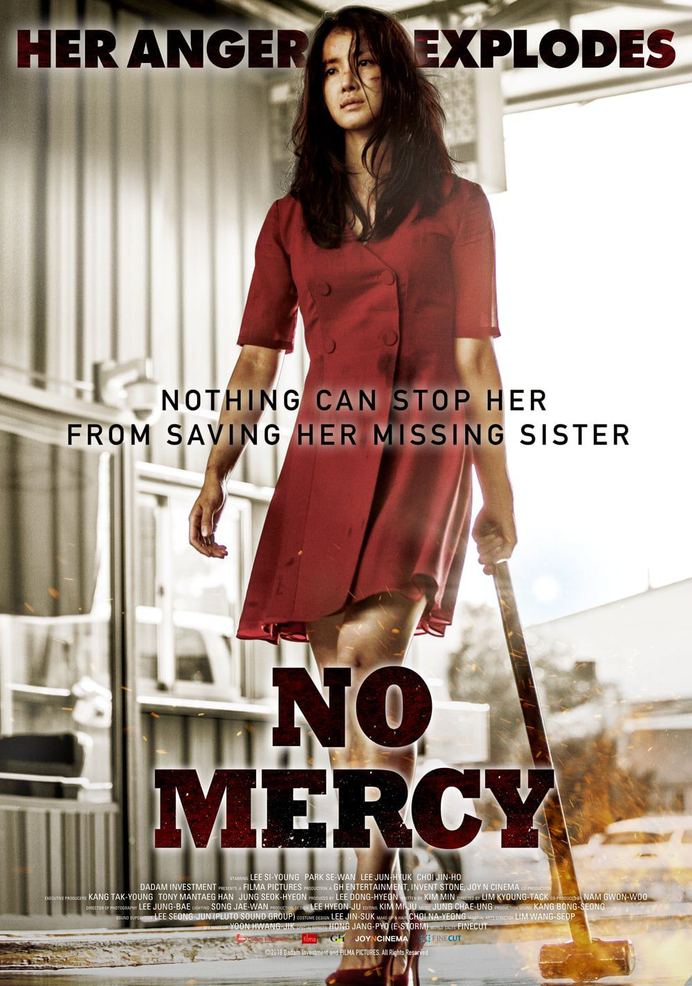 No Mercy - Film (2016)