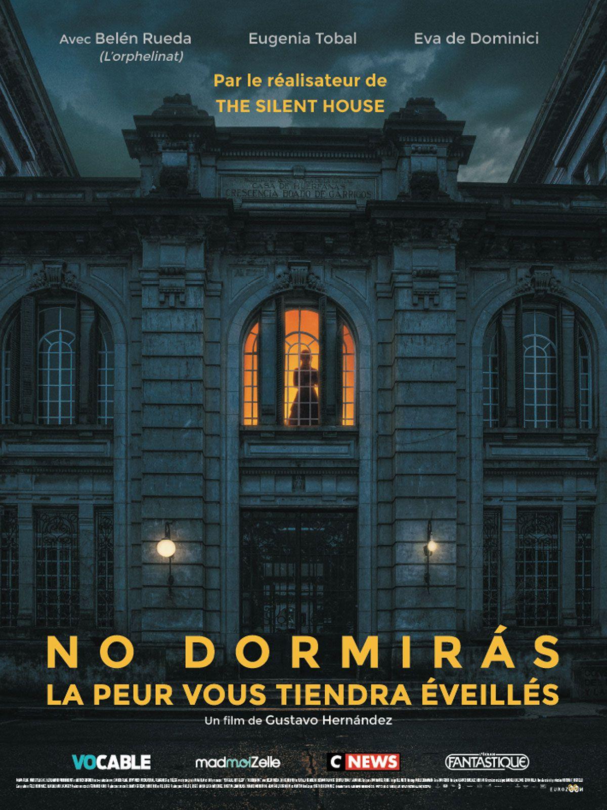 No dormirás - Film (2018)