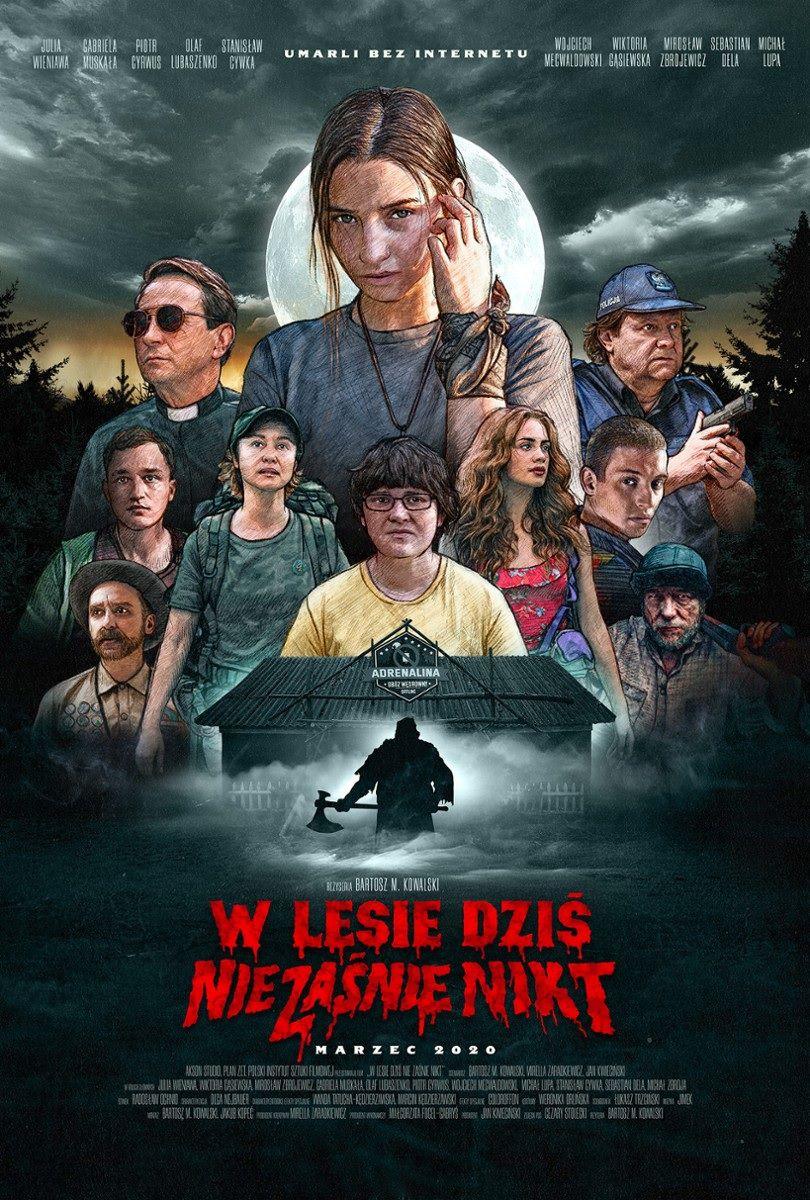 Nobody Sleeps in the Woods Tonight - Film (2020)