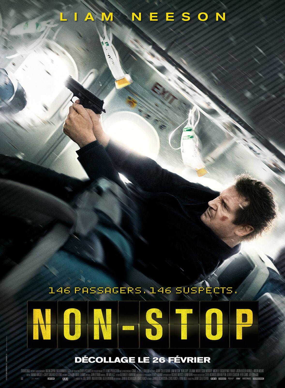Non-stop - Film (2014)