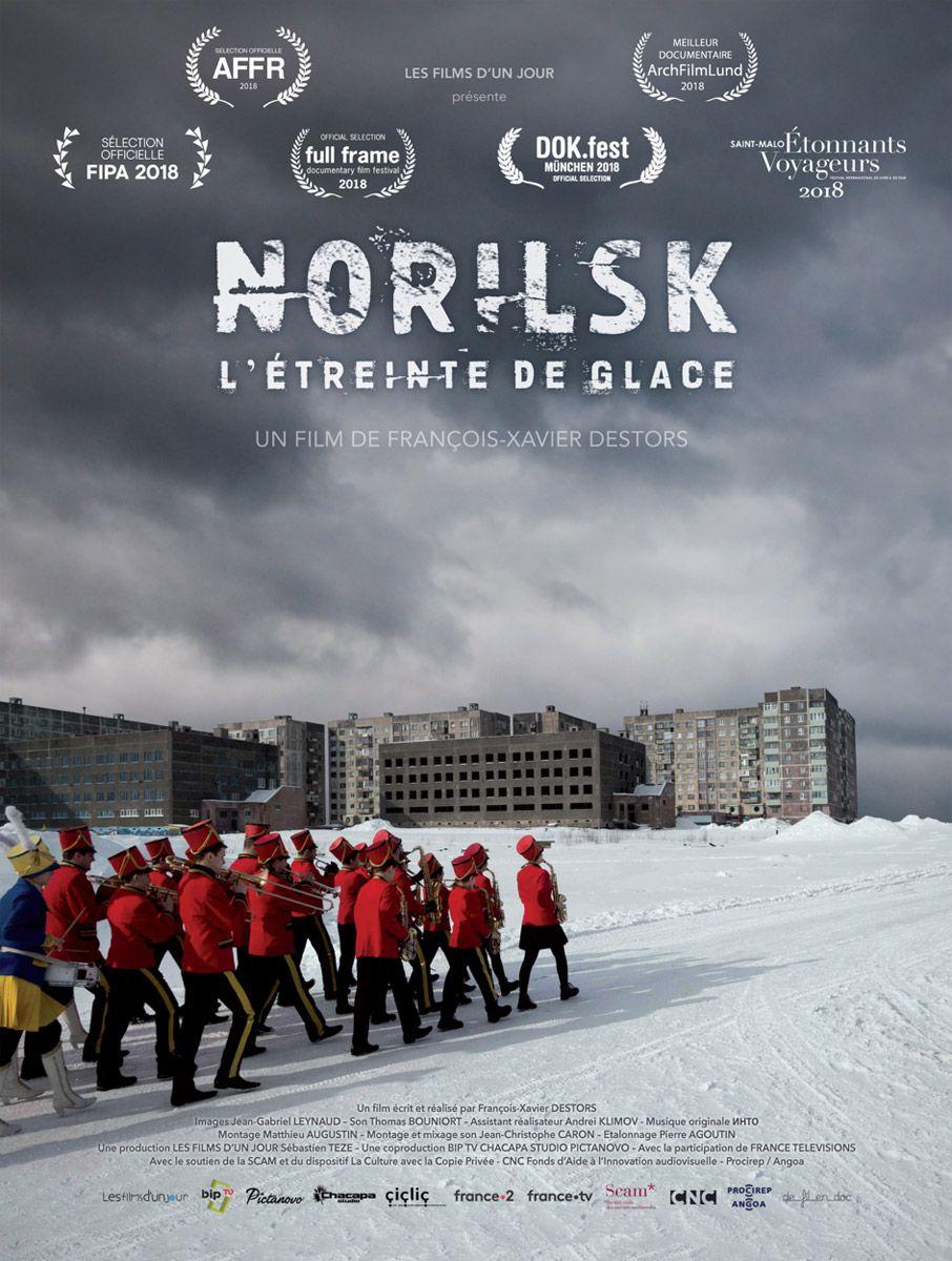 Norilsk, l'étreinte de glace - Documentaire (2019)
