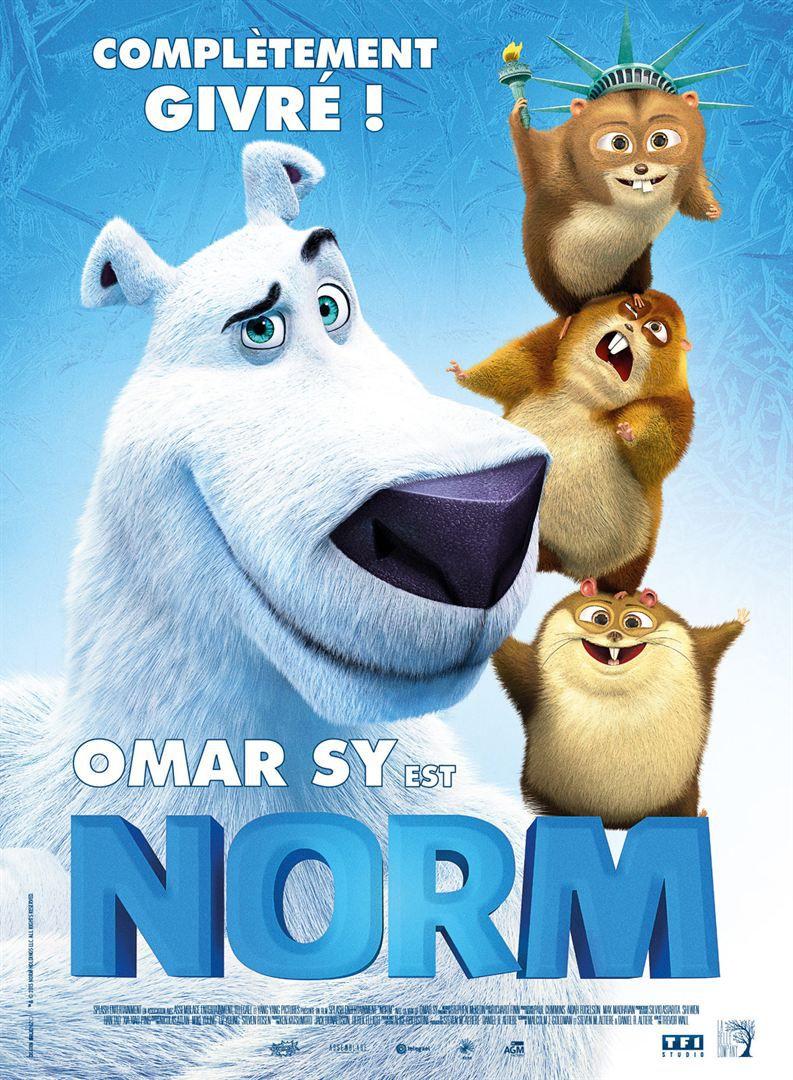 Norm - Long-métrage d'animation (2016)