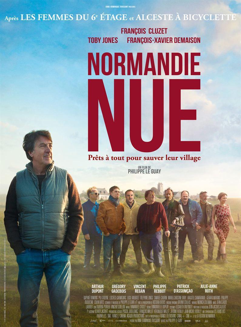 Normandie nue - Film (2018)