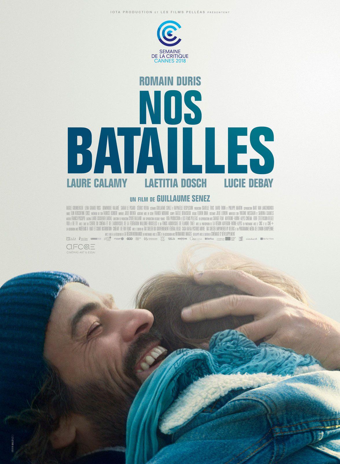 Nos batailles - Film (2018)