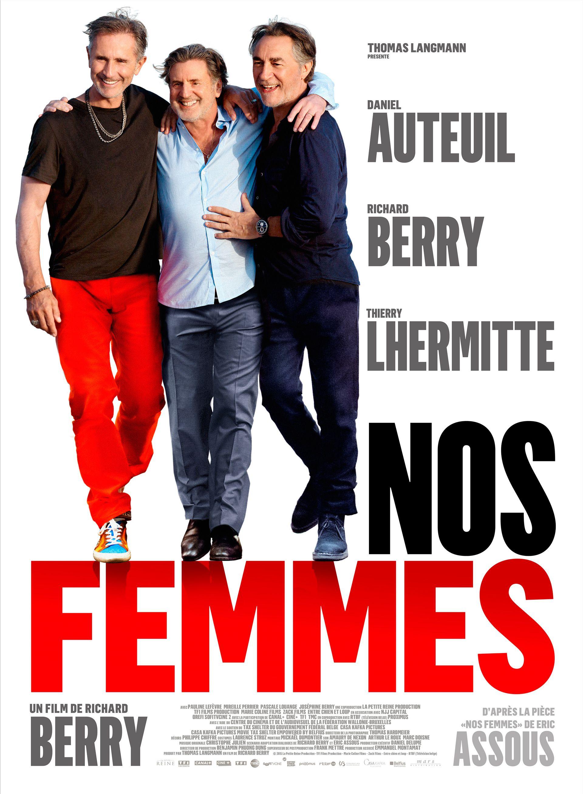 Nos femmes - Film (2015)