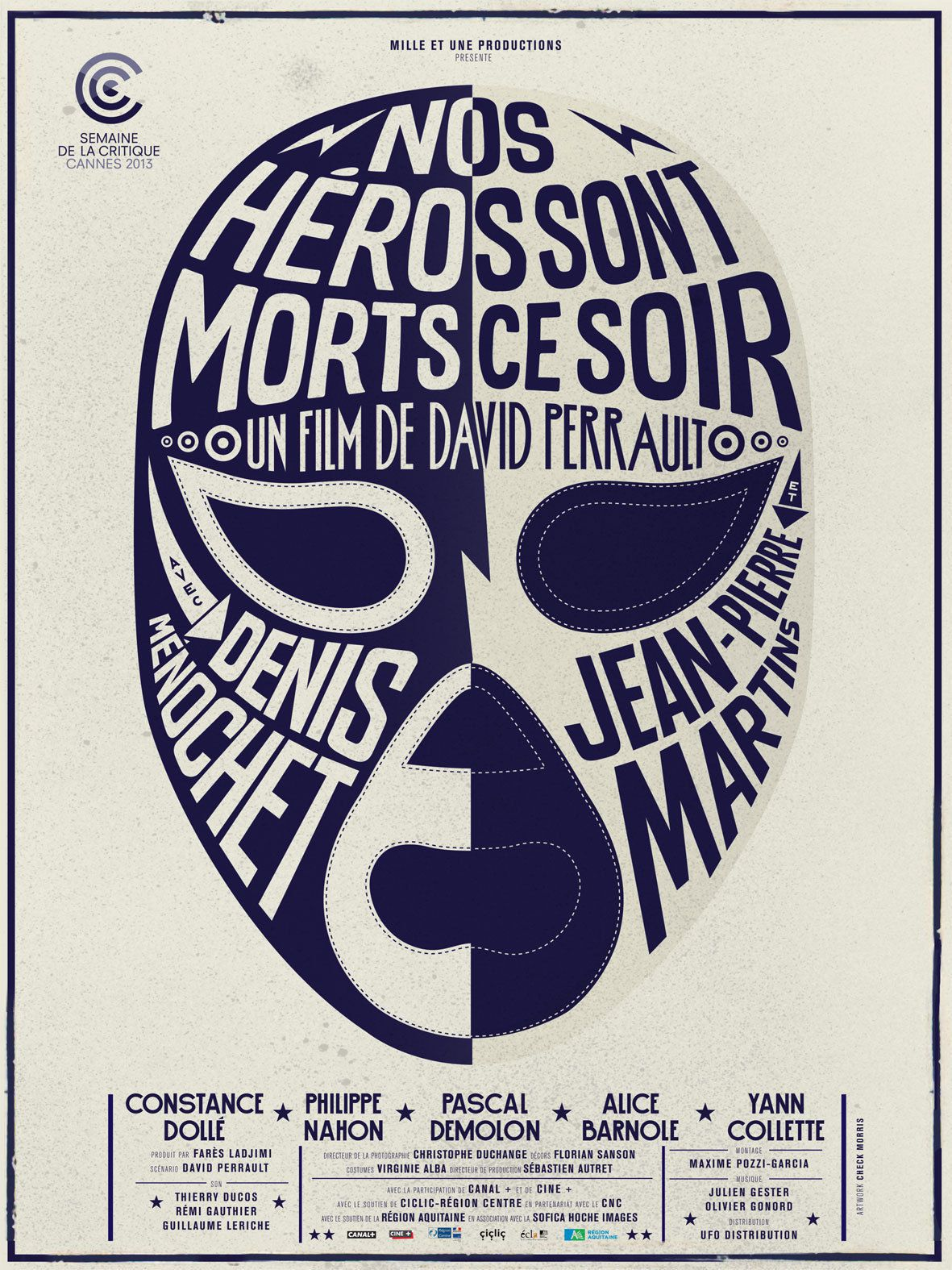 Nos héros sont morts ce soir - Film (2013)