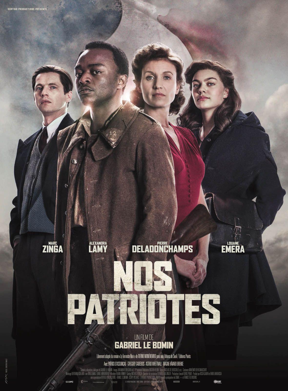 Nos patriotes - Film (2017)