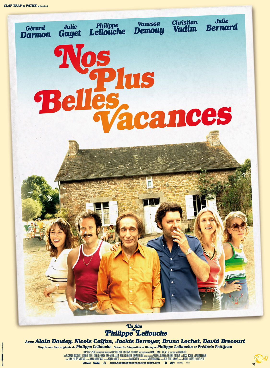 Nos plus belles vacances - Film (2012)