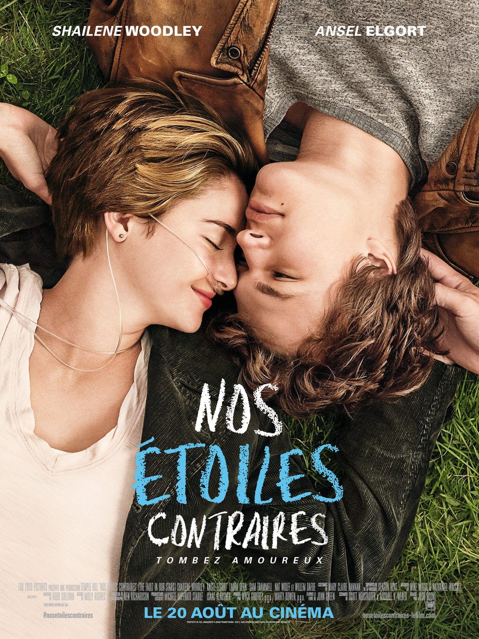 Nos étoiles contraires - Film (2014)