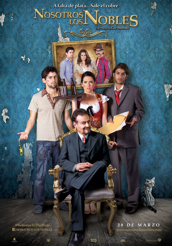 Nosotros los nobles - Film (2013)