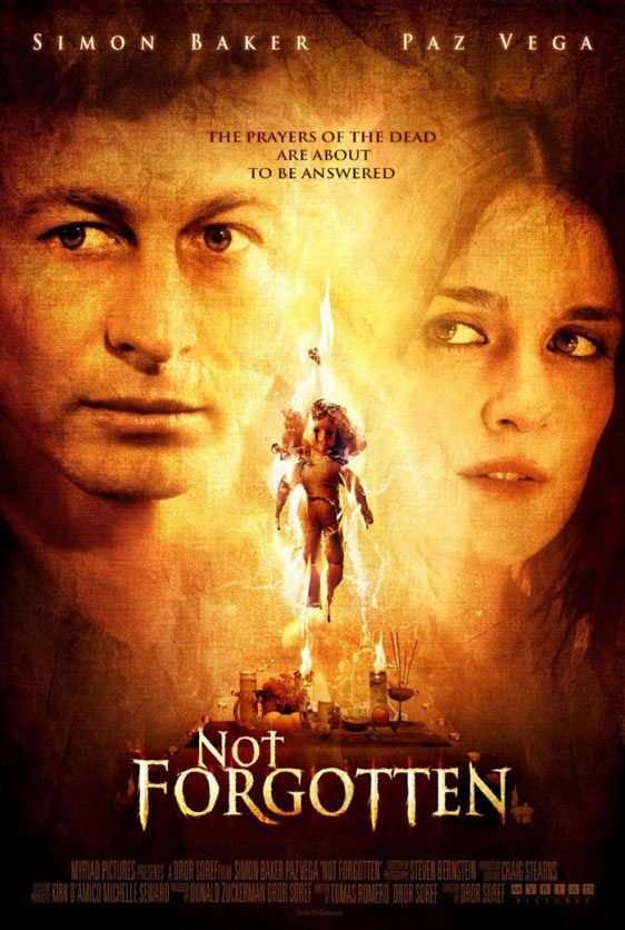 Not Forgotten - Film (2009)