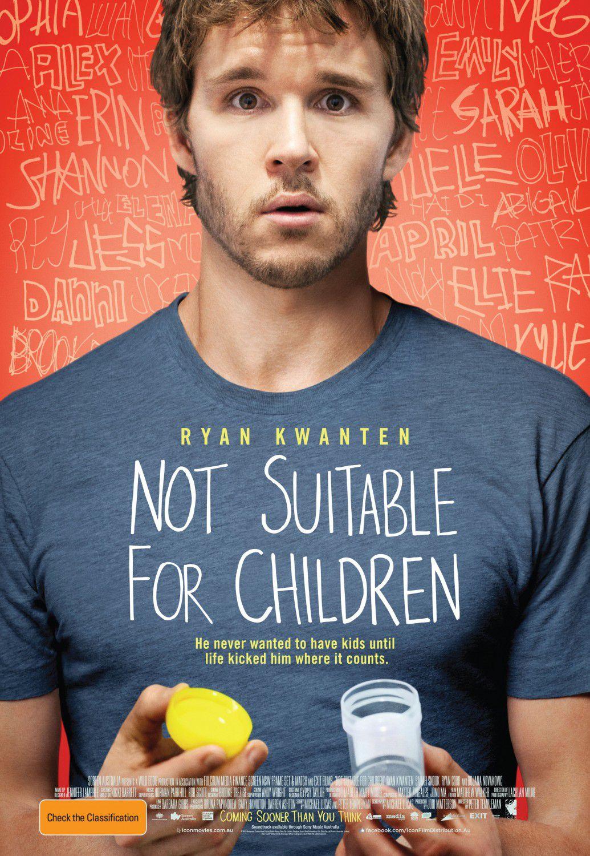 Not Suitable for Children - Film (2012)