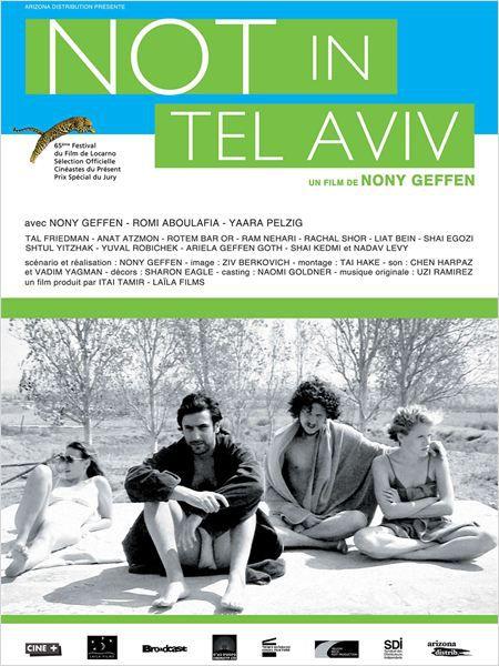 Not in Tel-Aviv - Film (2012)