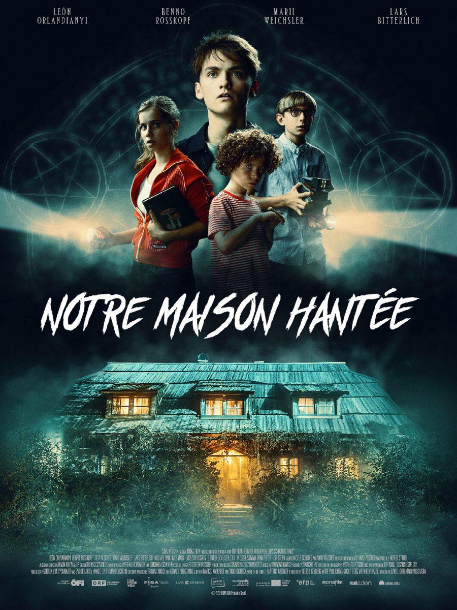 Notre maison hantée - Film (2020)