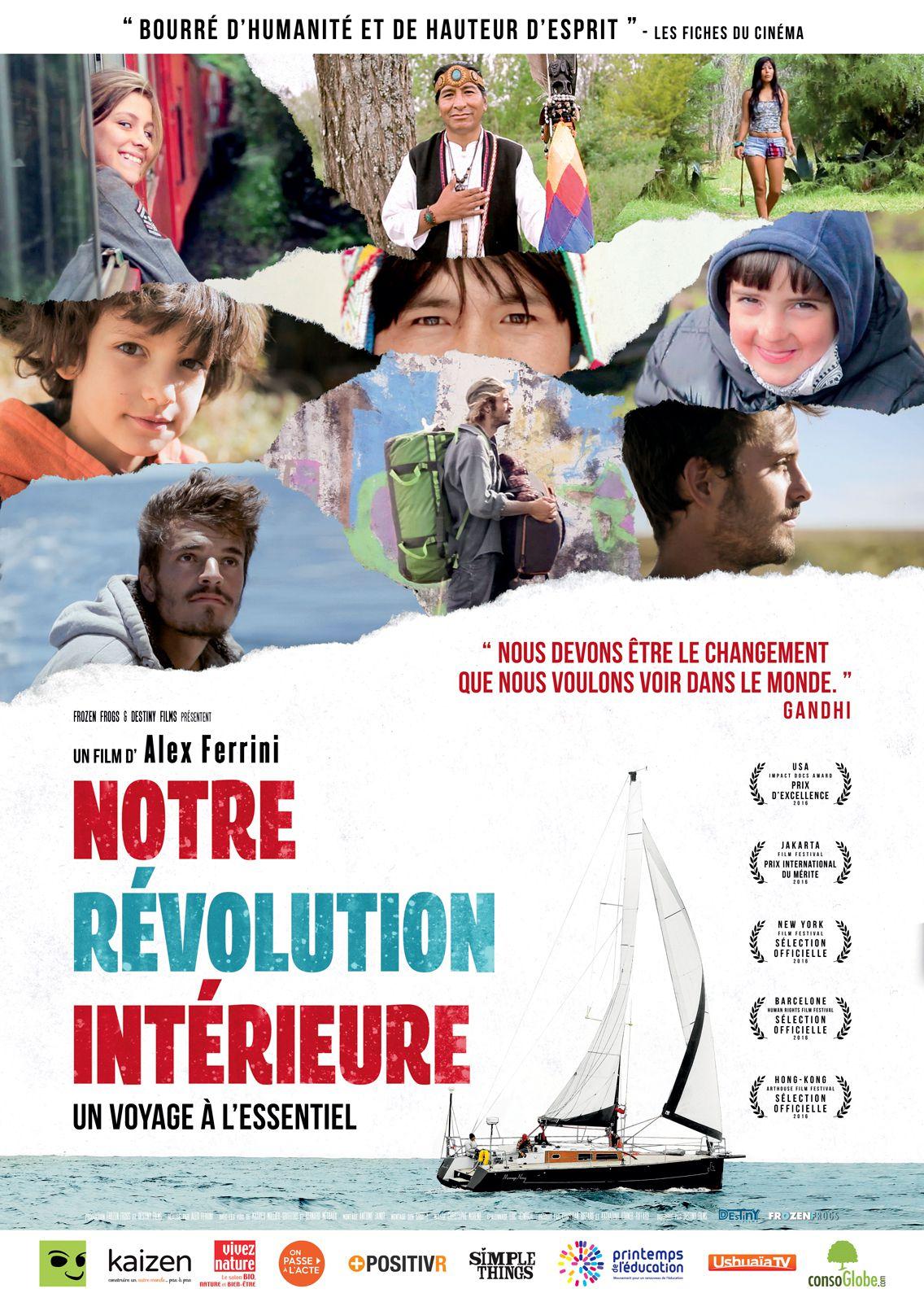Notre révolution intérieure - Documentaire (2017)