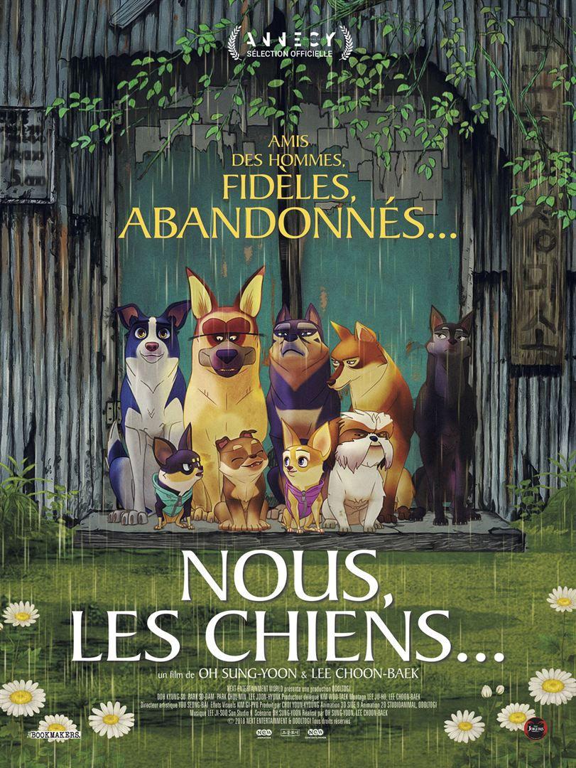 Nous, les chiens - Long-métrage d'animation (2020)