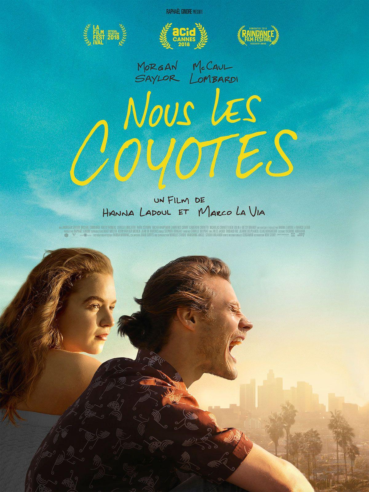 Nous les coyotes - Film (2018)