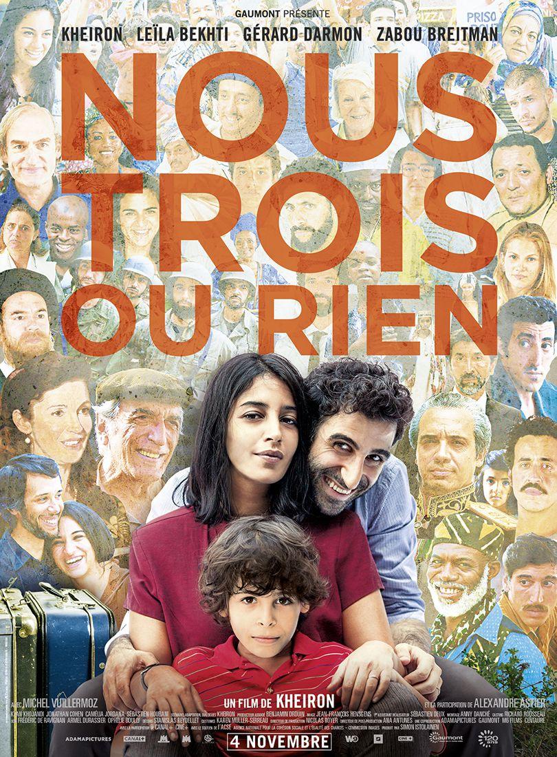 Nous trois ou rien - Film (2015)