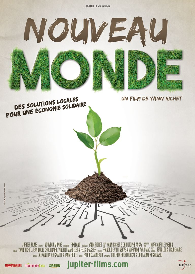 Nouveau Monde - Documentaire (2016)