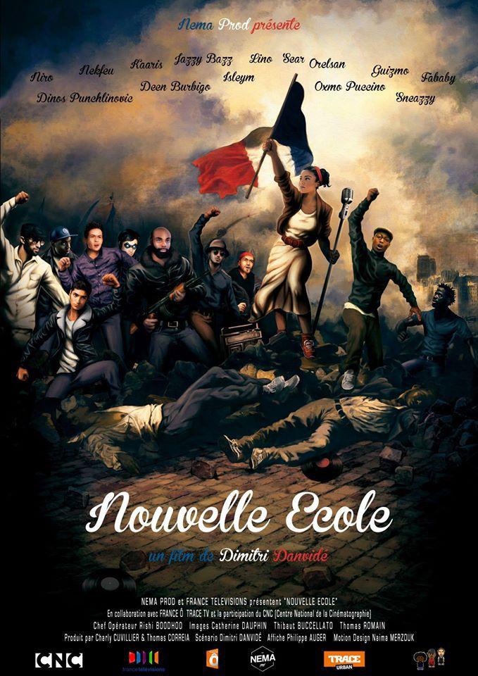 Nouvelle Ecole – La renaissance du rap Français - Documentaire (2014)