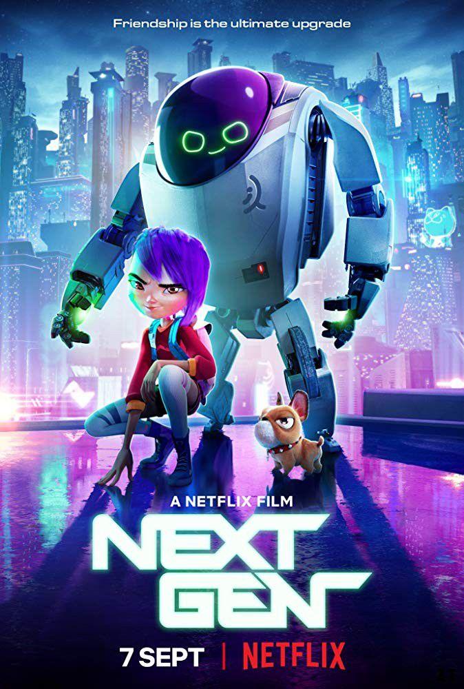 Nouvelle Génération - Long-métrage d'animation (2018)