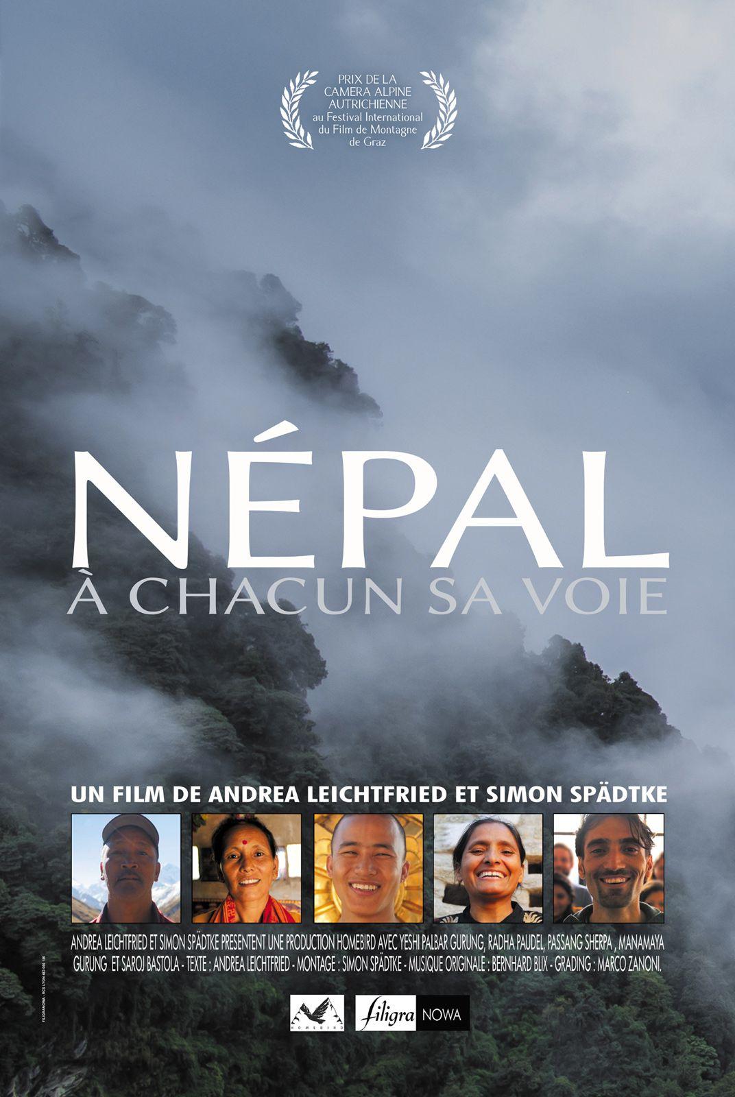 Népal - A chacun sa voie - Documentaire (2019)