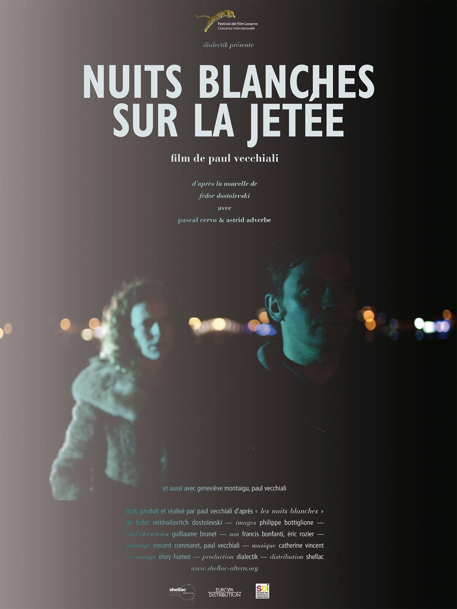 Nuits blanches sur la jetée - Film (2015)