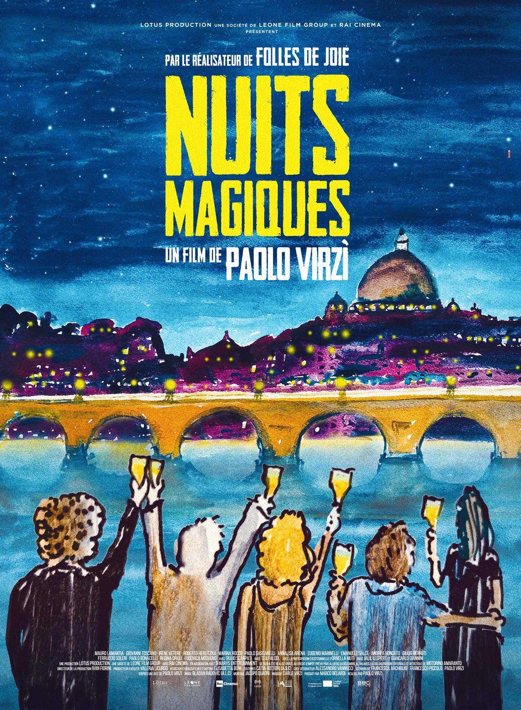 Nuits magiques - Film (2019)