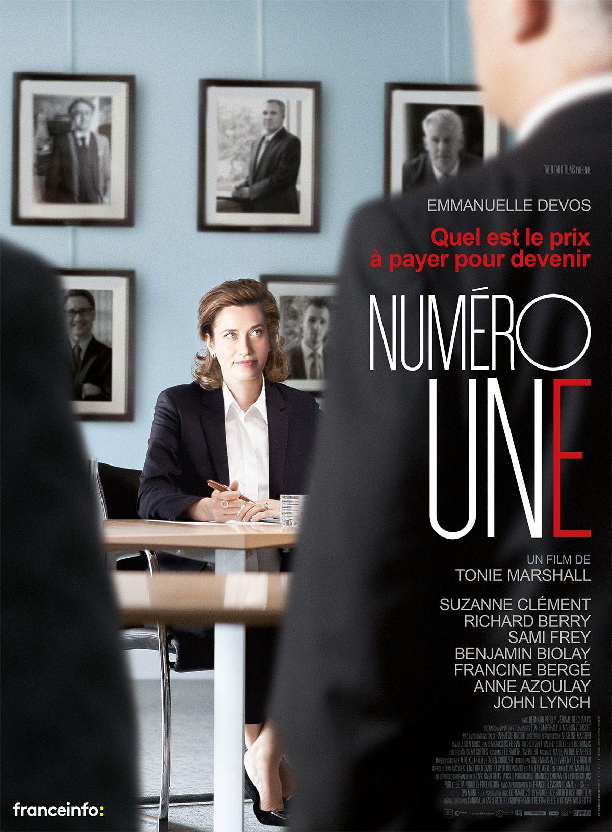 Numéro une - Film (2017)