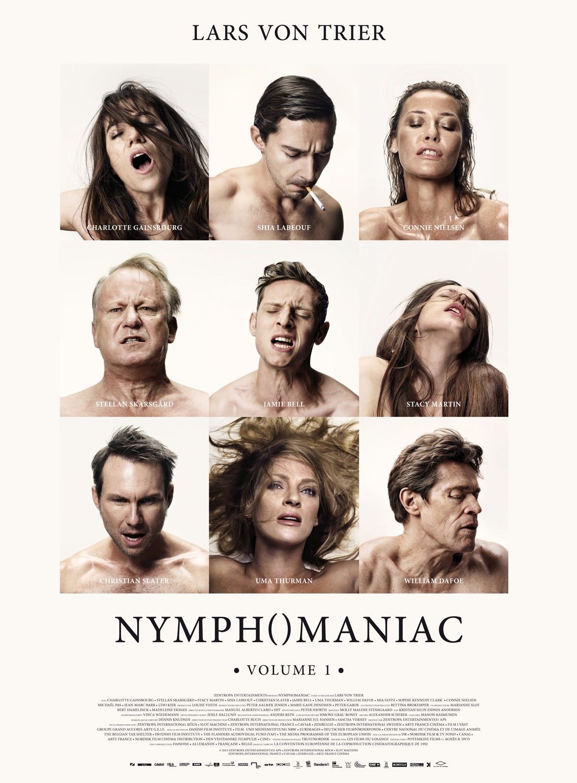 Nymphomaniac : Volume 1 - Film (2013)