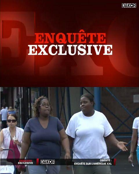 Obésité enquête sur l'Amérique XXL - Documentaire (2013)
