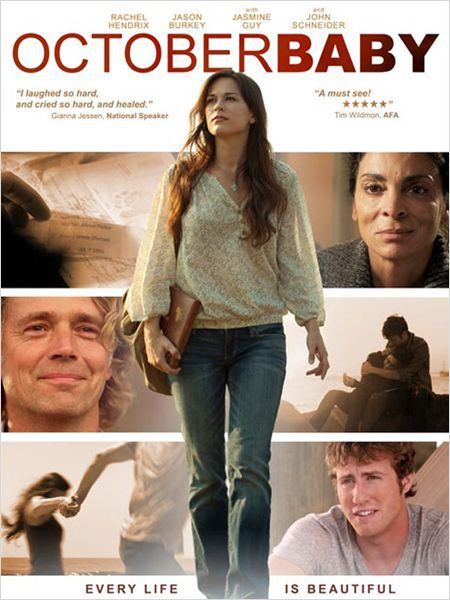 October Baby - Film (2011)
