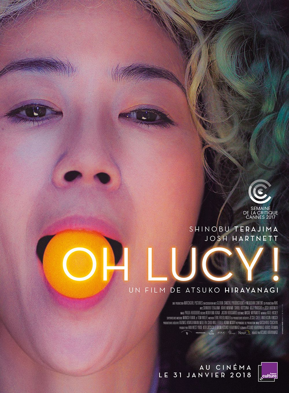 Oh Lucy! - Film (2018)