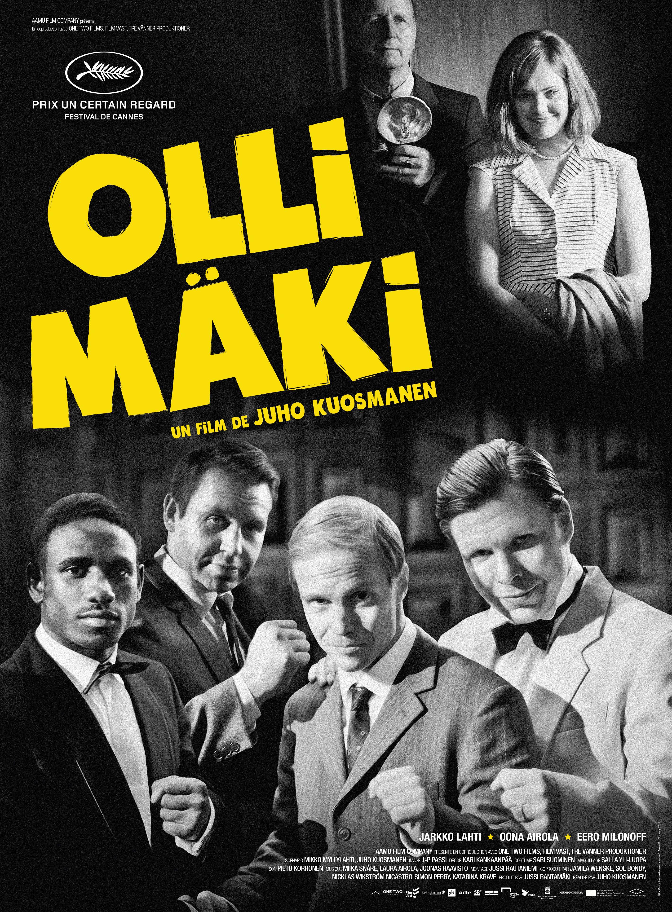 Olli Mäki - Film (2016)