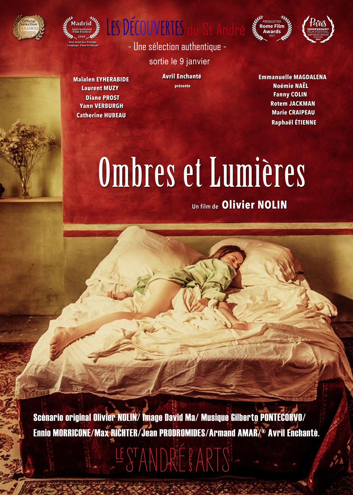 Ombres et lumières - Film (2019)