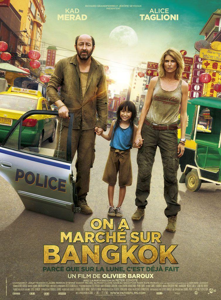On a marché sur Bangkok - Film (2014)