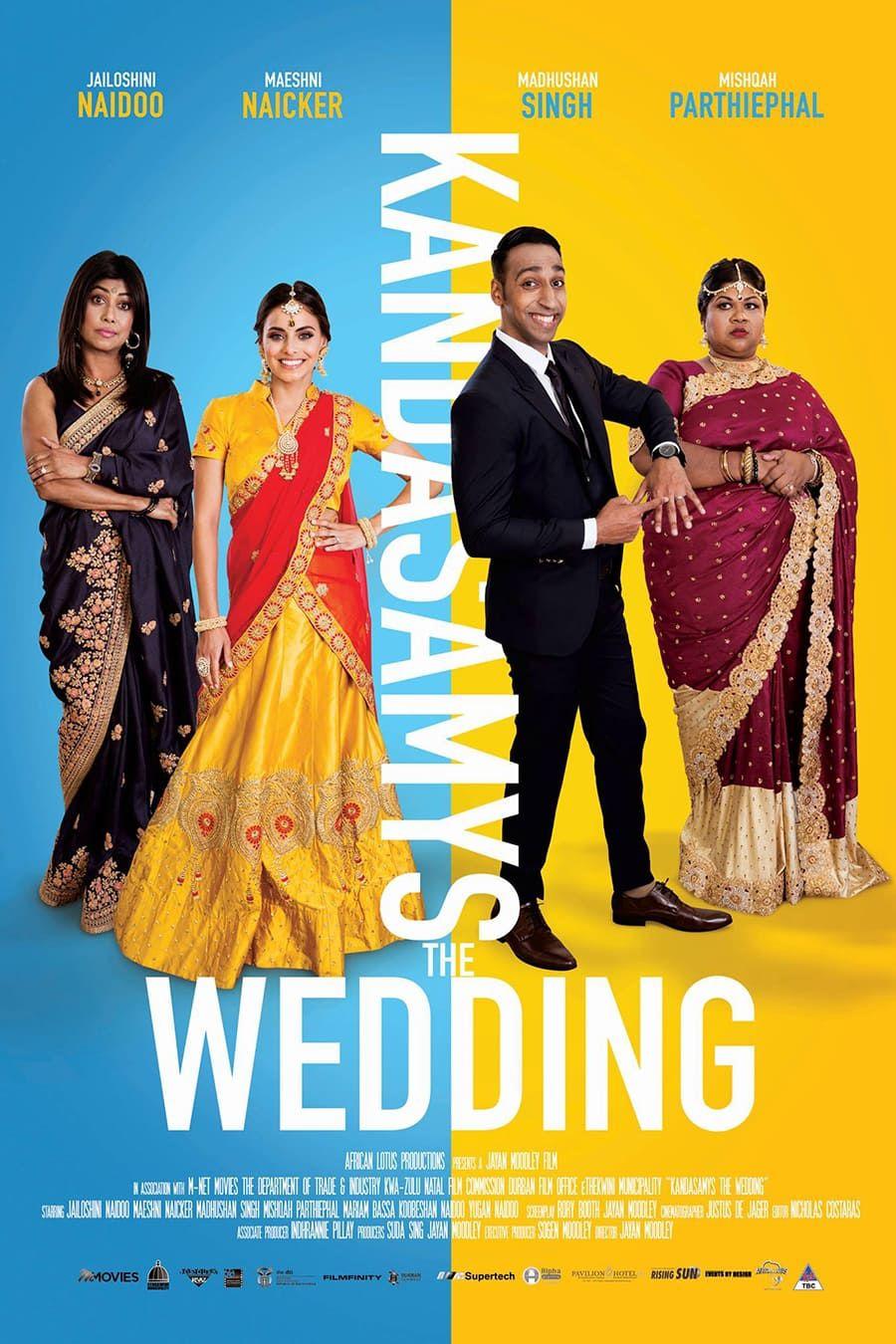 On n'arrête plus les Kandasamys - Film (2019)