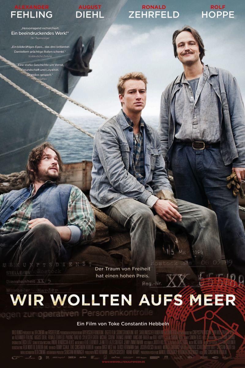 On voulait prendre la mer - Film (2012)