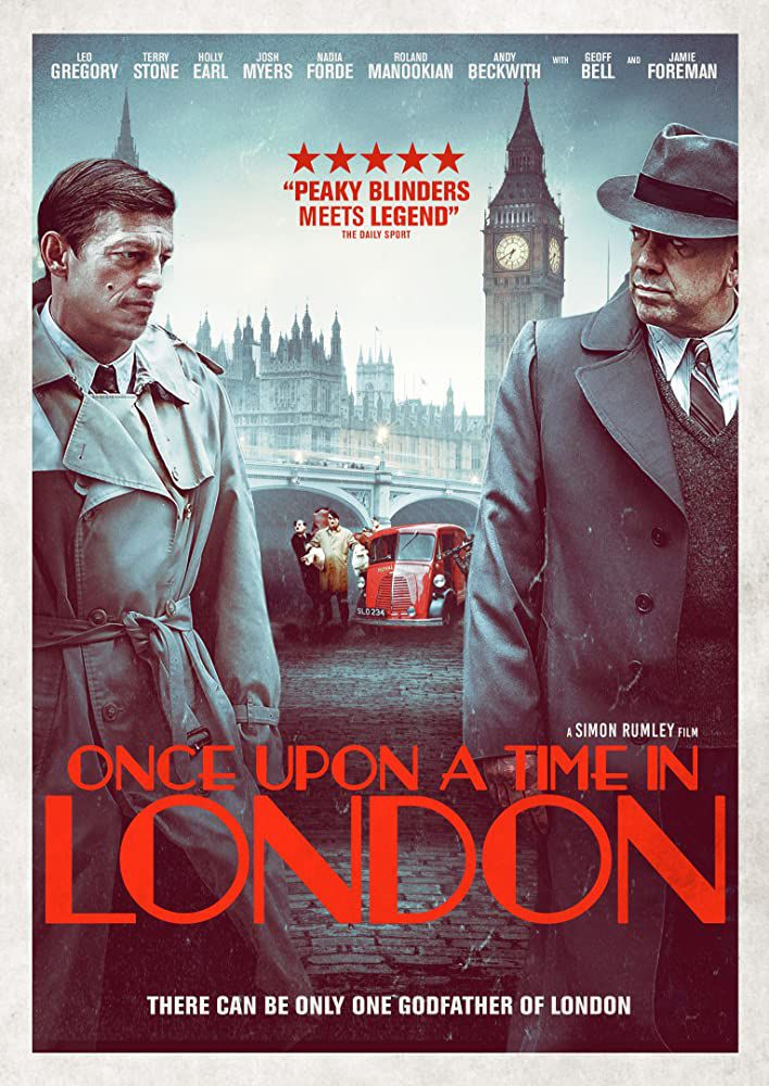 Once Upon a Time in London - Film (2020)