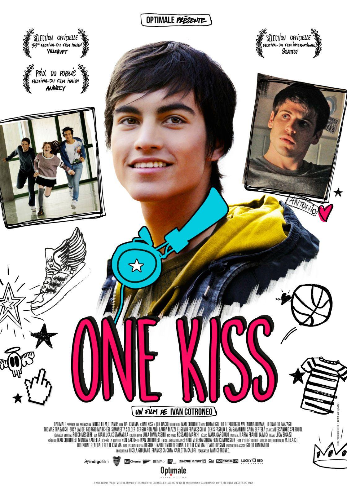 One Kiss - Film (2017)