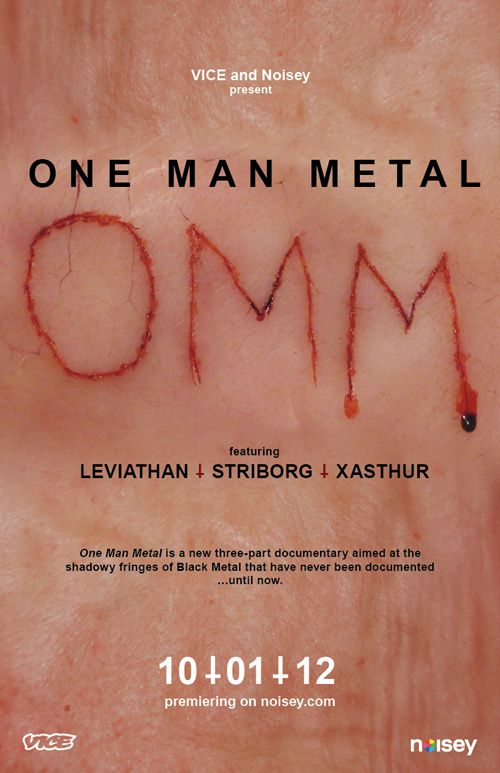 One Man Metal - Documentaire (2012)