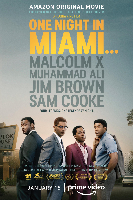 One Night in Miami - Film (2021)
