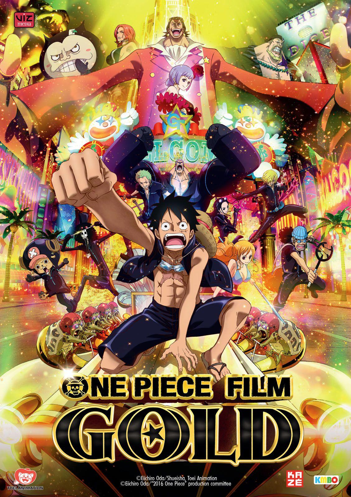 One Piece : Gold - Long-métrage d'animation (2016)