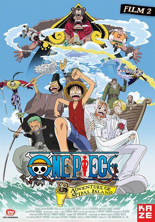 One Piece : L'Aventure de l'île de l'horloge - Long-métrage d'animation (2001)