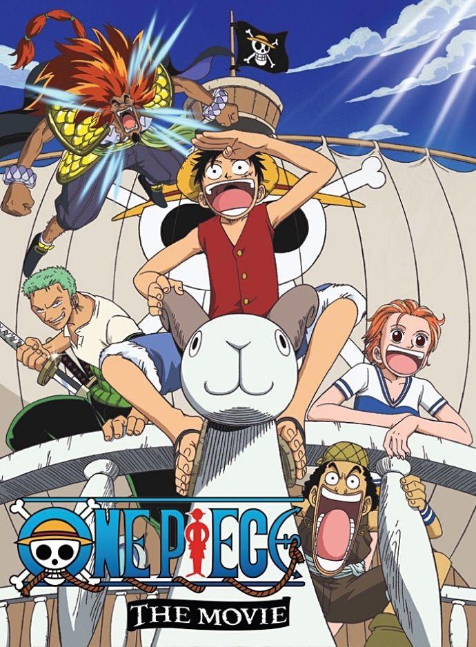 One Piece : Le Film - Long-métrage d'animation (2000)
