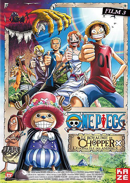 One Piece : Le Royaume de Chopper, l'île des bêtes étranges - Long-métrage d'animation (2002)