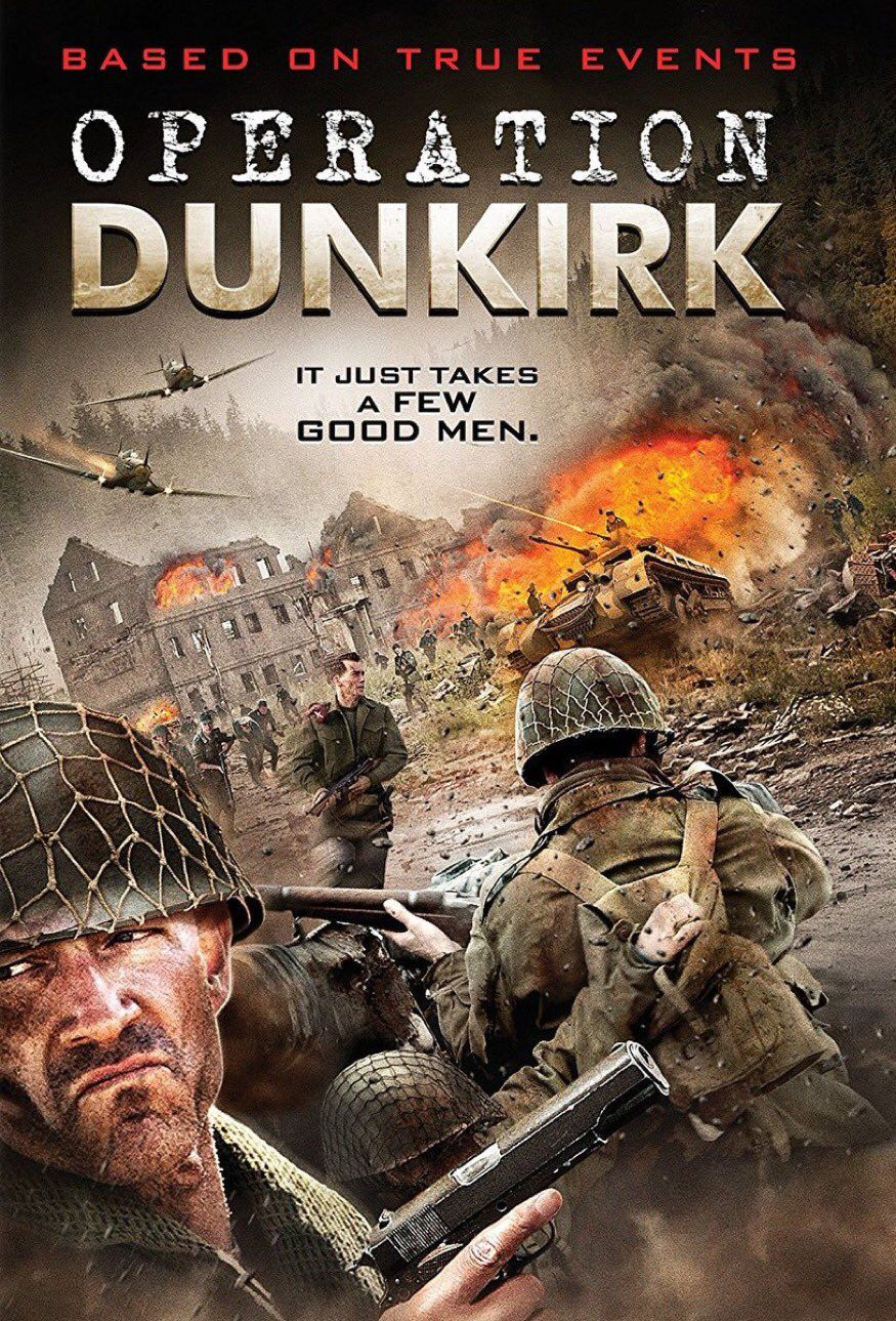 Operation Dunkirk - Film (2017)