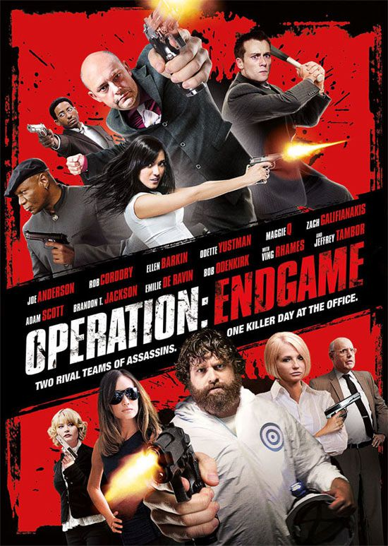Operation : Endgame - Film (2010)