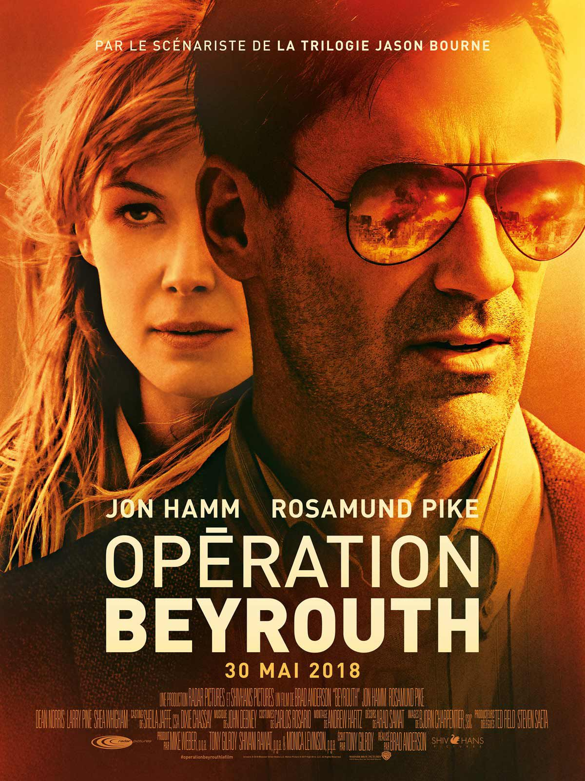 Opération Beyrouth - Film (2018)