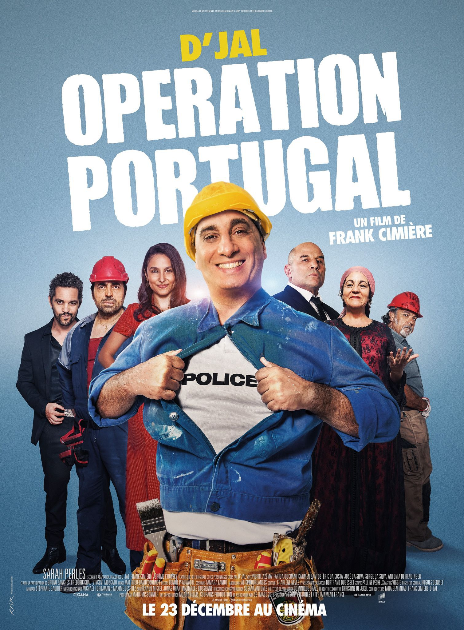 Opération Portugal - Film (2020)